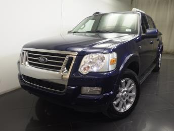2007 Ford Explorer Sport Trac - 1190099645