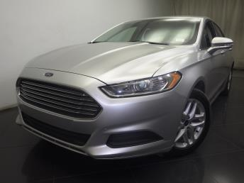 2014 Ford Fusion - 1190099801