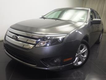 2012 Ford Fusion - 1190099892