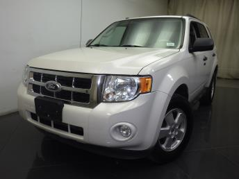 2012 Ford Escape - 1190100096
