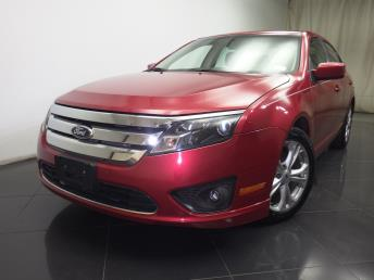 2012 Ford Fusion - 1190100367