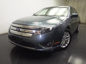 2012 Ford Fusion - 1190100427