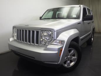 2012 Jeep Liberty - 1190100539