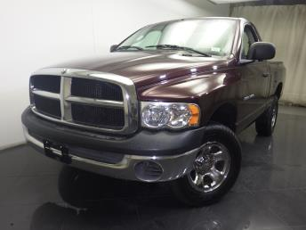 2005 Dodge Ram 1500 - 1190100580
