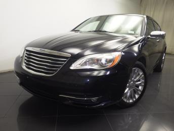 2012 Chrysler 200 - 1190100606