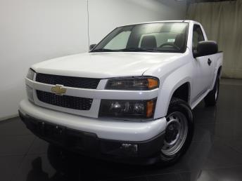 2012 Chevrolet Colorado - 1190100681