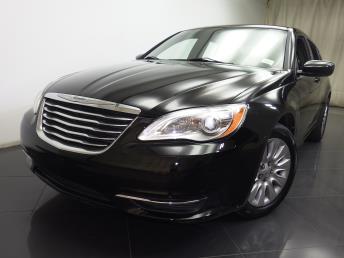 2013 Chrysler 200 - 1190100694
