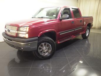 2005 Chevrolet Silverado 1500 - 1190100798