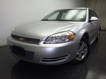 2013 Chevrolet Impala - 1190100879