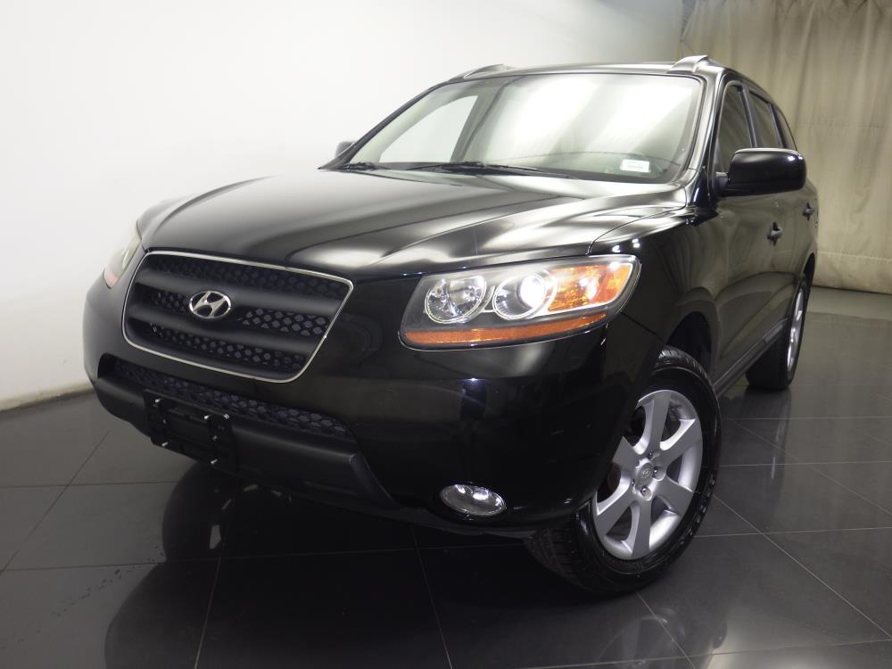 2009 Hyundai Santa Fe - 1190100906