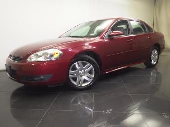 2011 Chevrolet Impala - 1190100927