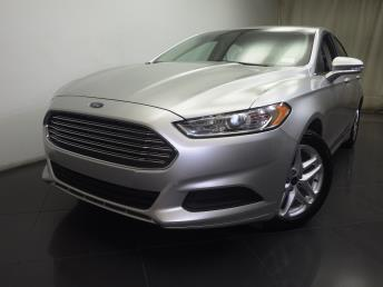 2014 Ford Fusion - 1190100961