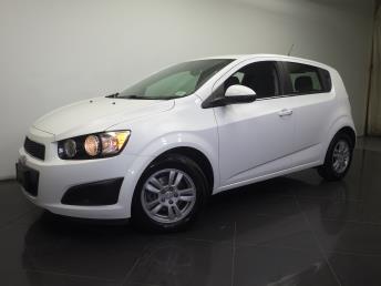 2014 Chevrolet Sonic - 1190100971