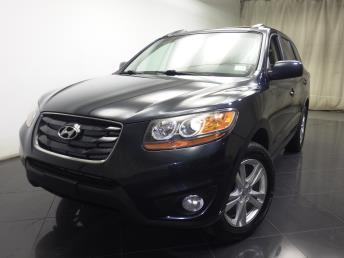 2011 Hyundai Santa Fe - 1190100990