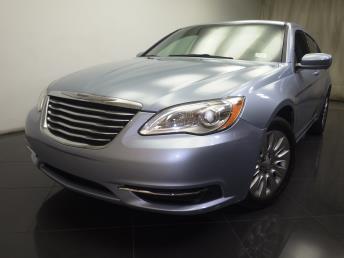 2014 Chrysler 200 - 1190101080