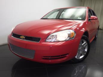 2013 Chevrolet Impala - 1190101255