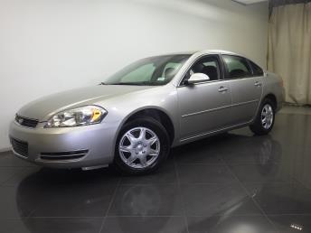 2008 Chevrolet Impala - 1190101422