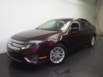 2012 Ford Fusion - 1190101425
