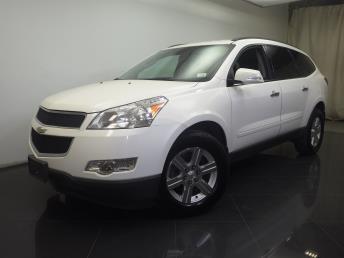 2012 Chevrolet Traverse - 1190101639