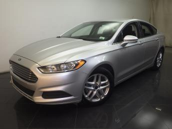 2014 Ford Fusion - 1190101733
