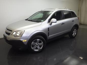 2012 Chevrolet Captiva Sport - 1190102109