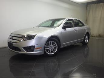 2012 Ford Fusion - 1190102202