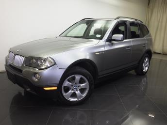 2008 BMW X3 - 1190102316