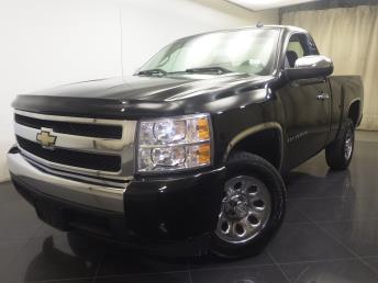 2008 Chevrolet Silverado 1500 - 1190102866