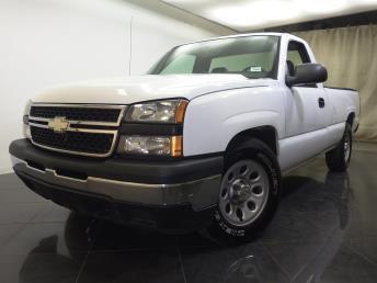 2007 Chevrolet Silverado 1500 - 1190102922