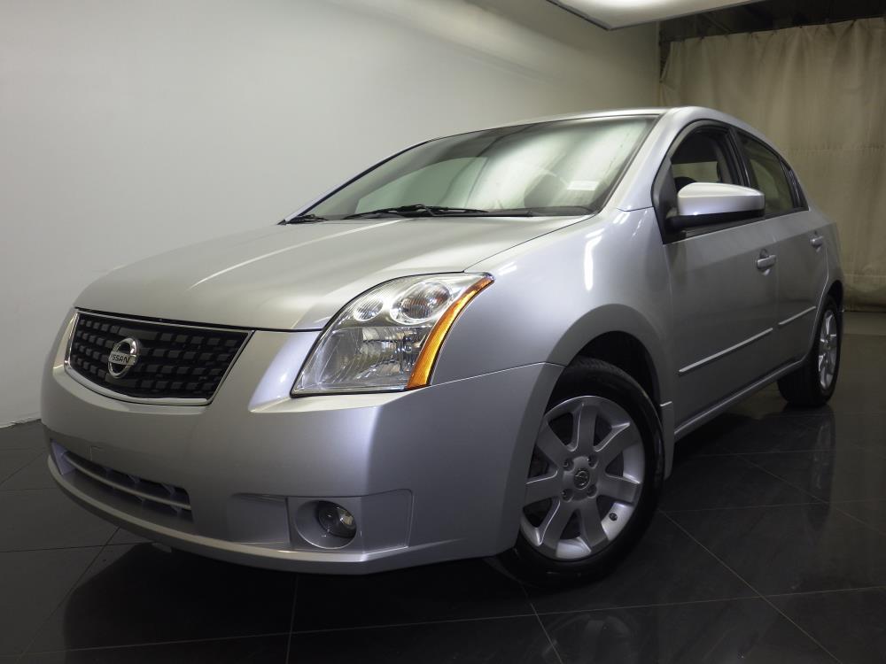 2008 Nissan Sentra - 1190103064