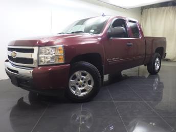 2009 Chevrolet Silverado 1500 - 1190103108