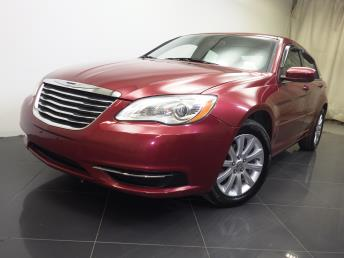 2011 Chrysler 200 - 1190103417