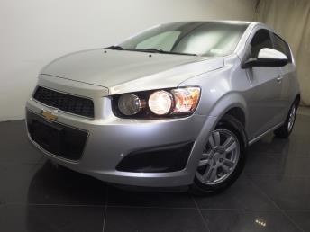 2014 Chevrolet Sonic - 1190103686