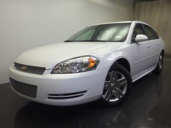 2012 Chevrolet Impala - 1190104008