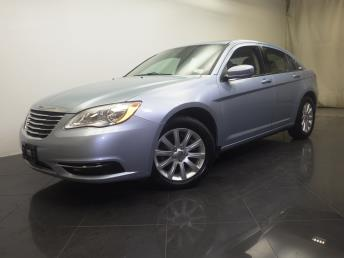 2012 Chrysler 200 - 1190104280