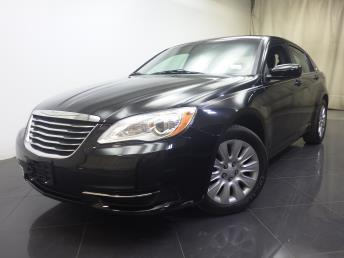 2014 Chrysler 200 - 1190104333