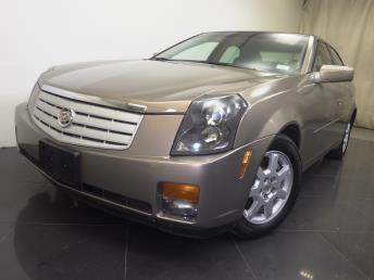 2007 Cadillac CTS - 1190104400