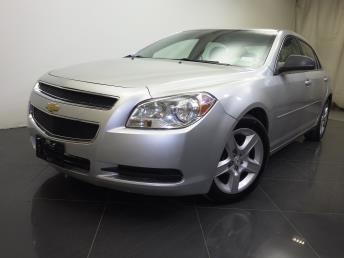 2012 Chevrolet Malibu - 1190104653