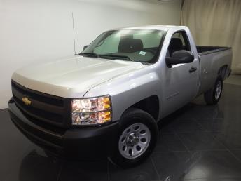 2011 Chevrolet Silverado 1500 - 1190104687