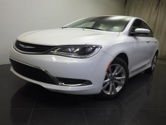 2015 Chrysler 200 - 1190104689