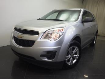 2012 Chevrolet Equinox - 1190104877