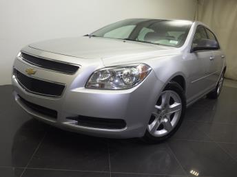 2012 Chevrolet Malibu - 1190104903