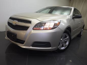 2013 Chevrolet Malibu - 1190105128
