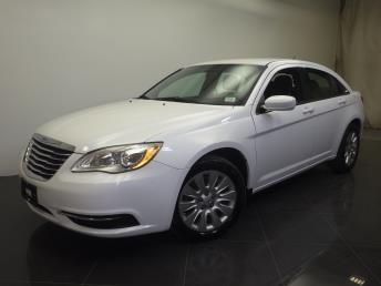 2012 Chrysler 200 - 1190105132