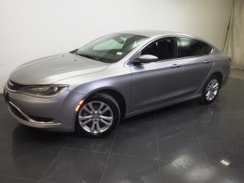 2015 Chrysler 200 - 1190105278