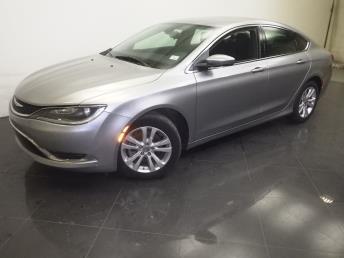 2015 Chrysler 200 - 1190105412