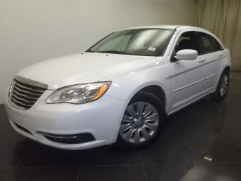 2012 Chrysler 200 - 1190105557