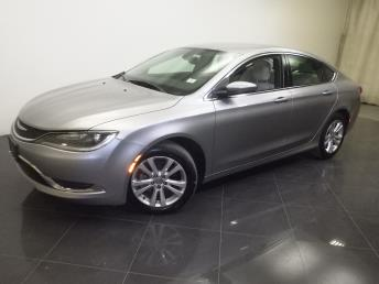 2015 Chrysler 200 - 1190105895