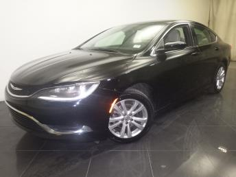 2015 Chrysler 200 - 1190105896