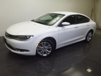 2015 Chrysler 200 - 1190105899